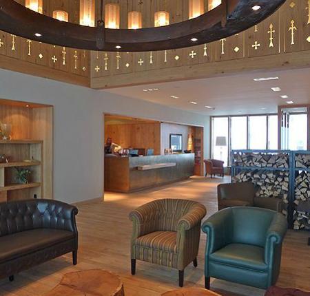 Hotel Lodge & Spa