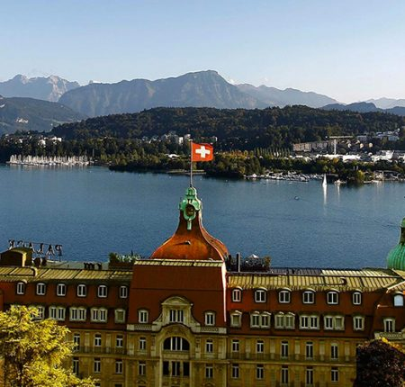 Lucerna Palace Hotel