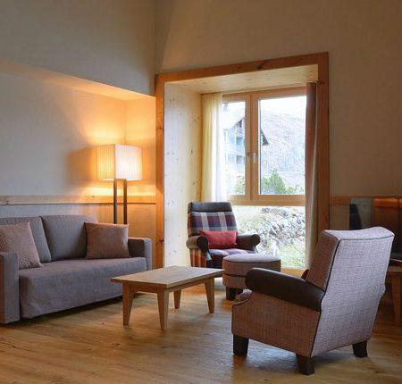 Melchsee-Frutt Hotel Frutt Family Lodge